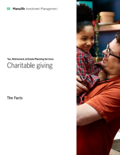 MK1485E - Charitable Giving: The facts