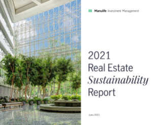 2020 Real Estate Sustainability Report